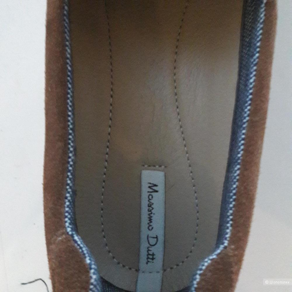 Новые слипоны Massimo Dutti 41 размера
