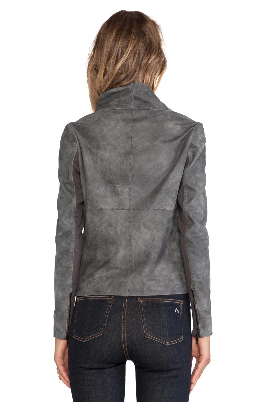 Кожаная куртка GENEVA Muubaa UK8