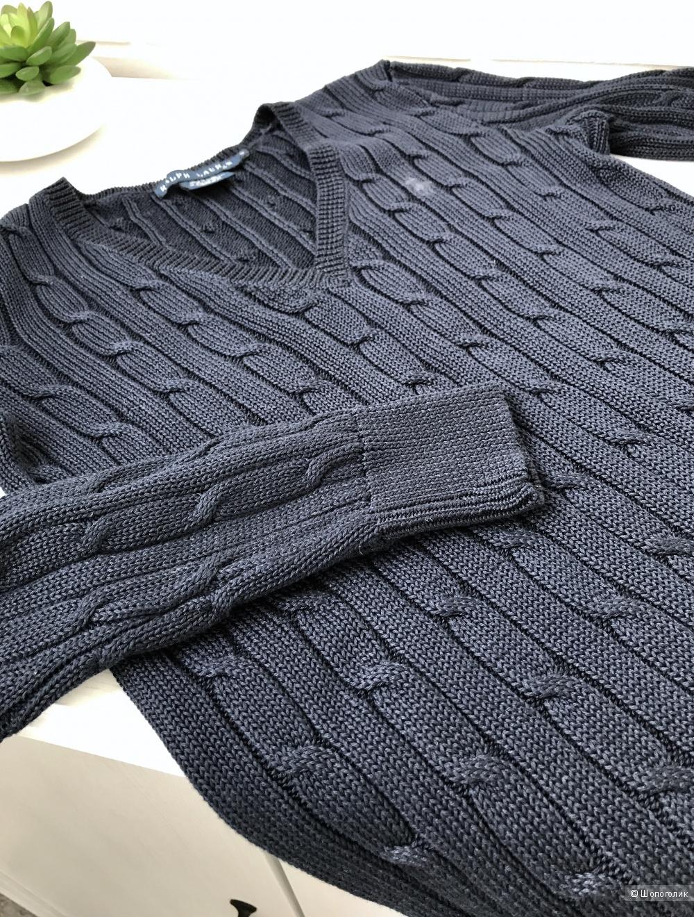 Классический пуловер Ralph Lauren (не Polo) размер S