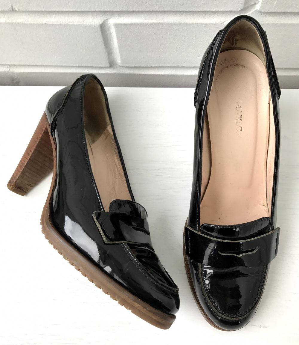 Туфли-лоферы Max&Co 37 размер