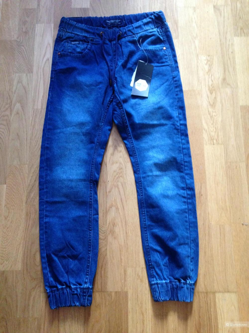 Джинсовые джоггеры   Cropp Jeans 28