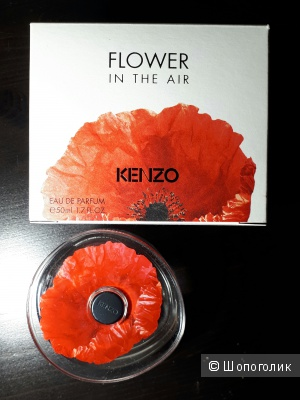 Kenzo Flower In The Air EDP 50 мл без пары проб