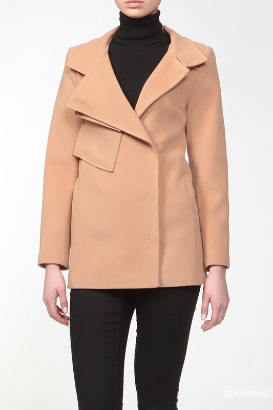 Новое шерстяное пальто Klimini размер 46-48