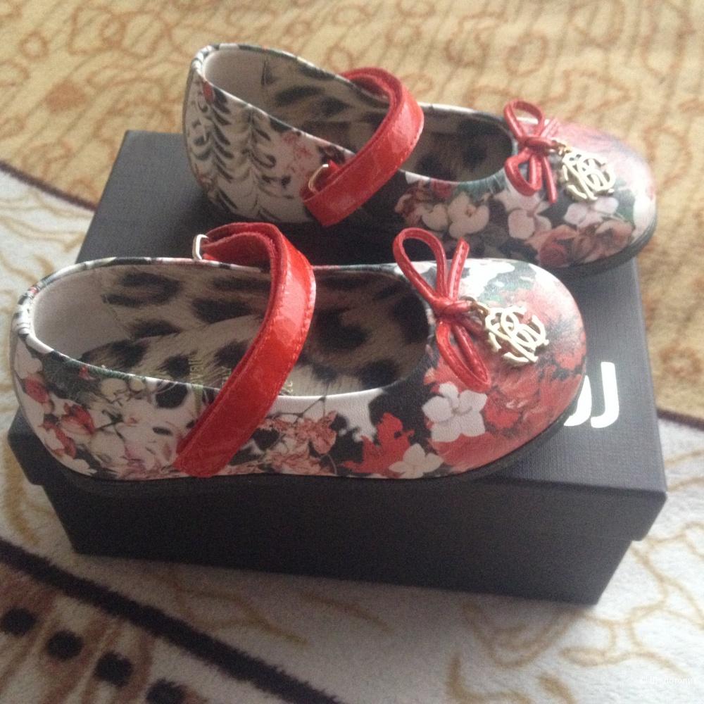 Туфли Roberto Cavalli, 22 размер