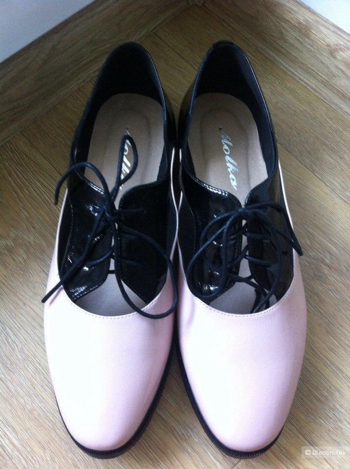 Туфли Molka 40 размер
