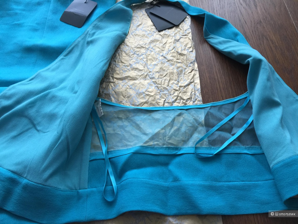 Костюм Costume National оригинал размер 40 Италия  первая люксовая линия бренда