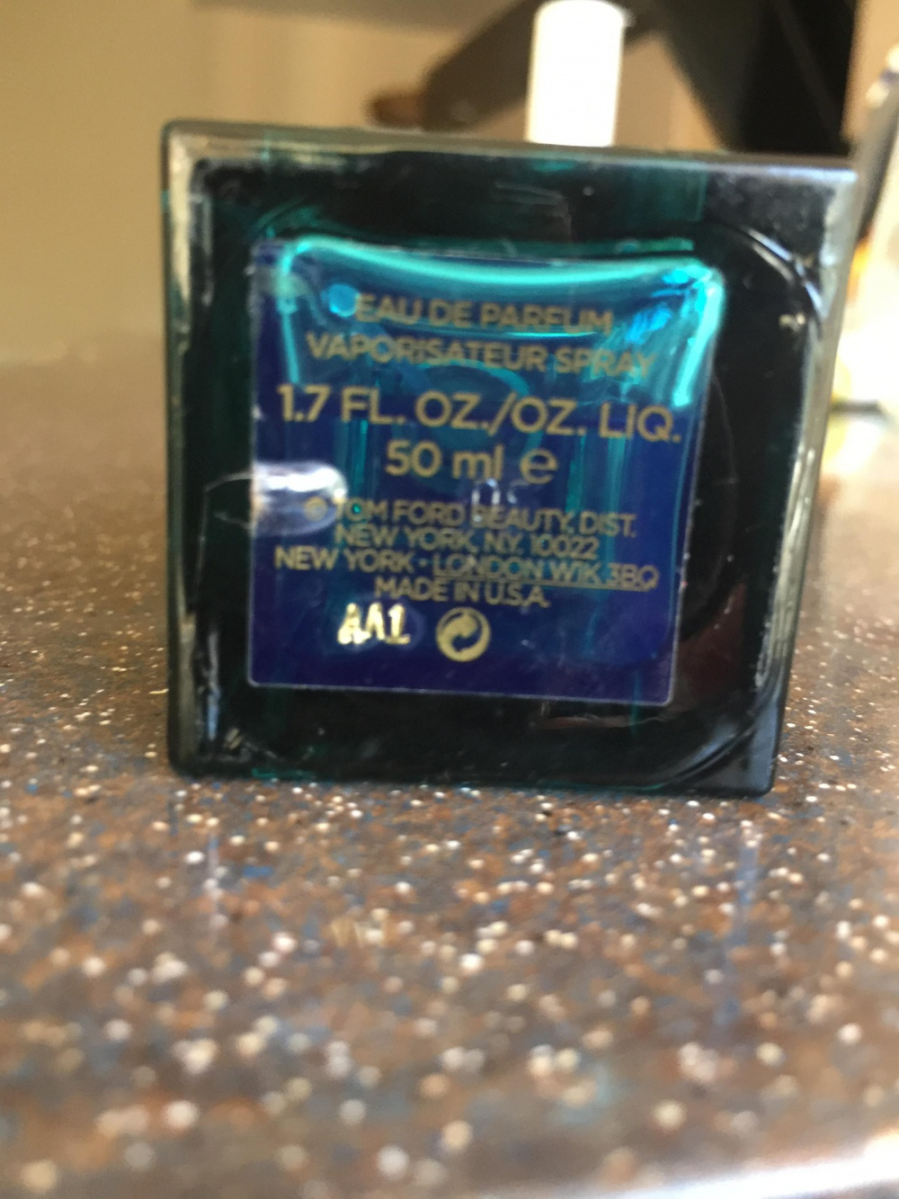 Tom Ford Neroli Portofino, парфюмированная вода, 50 ml