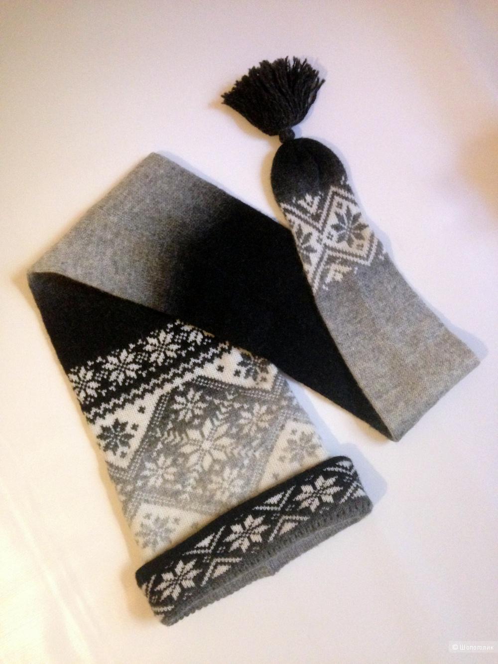 Шапка-шарф из Эстонии