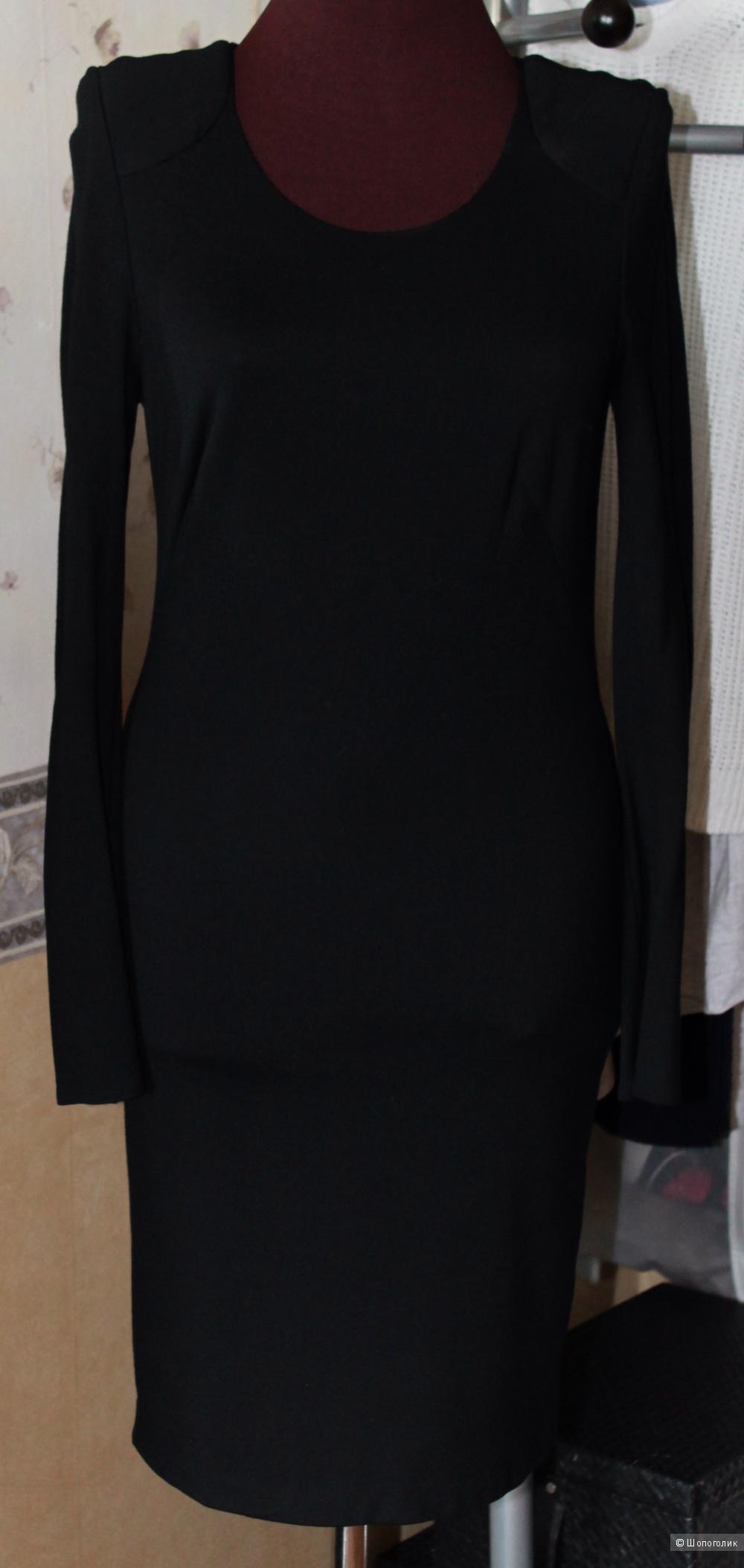 Черное Платье Футляр Matthew Williamsom Оригинал 42-44