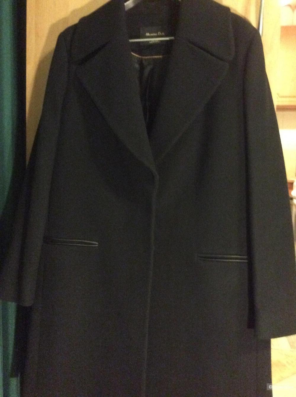 Новое пальто Massimo Dutti, размер 50 +/-.