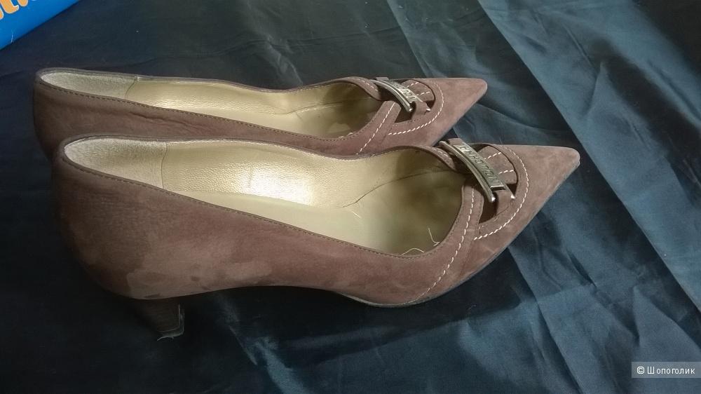 Туфли женские  Nouchka р.37 Италия премиум класс б/у