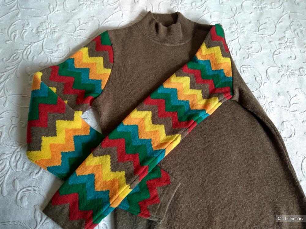 Шерстяной свитер OGRES TRIKOTAZA Латвия новый разм. S ( 44-46 росс)