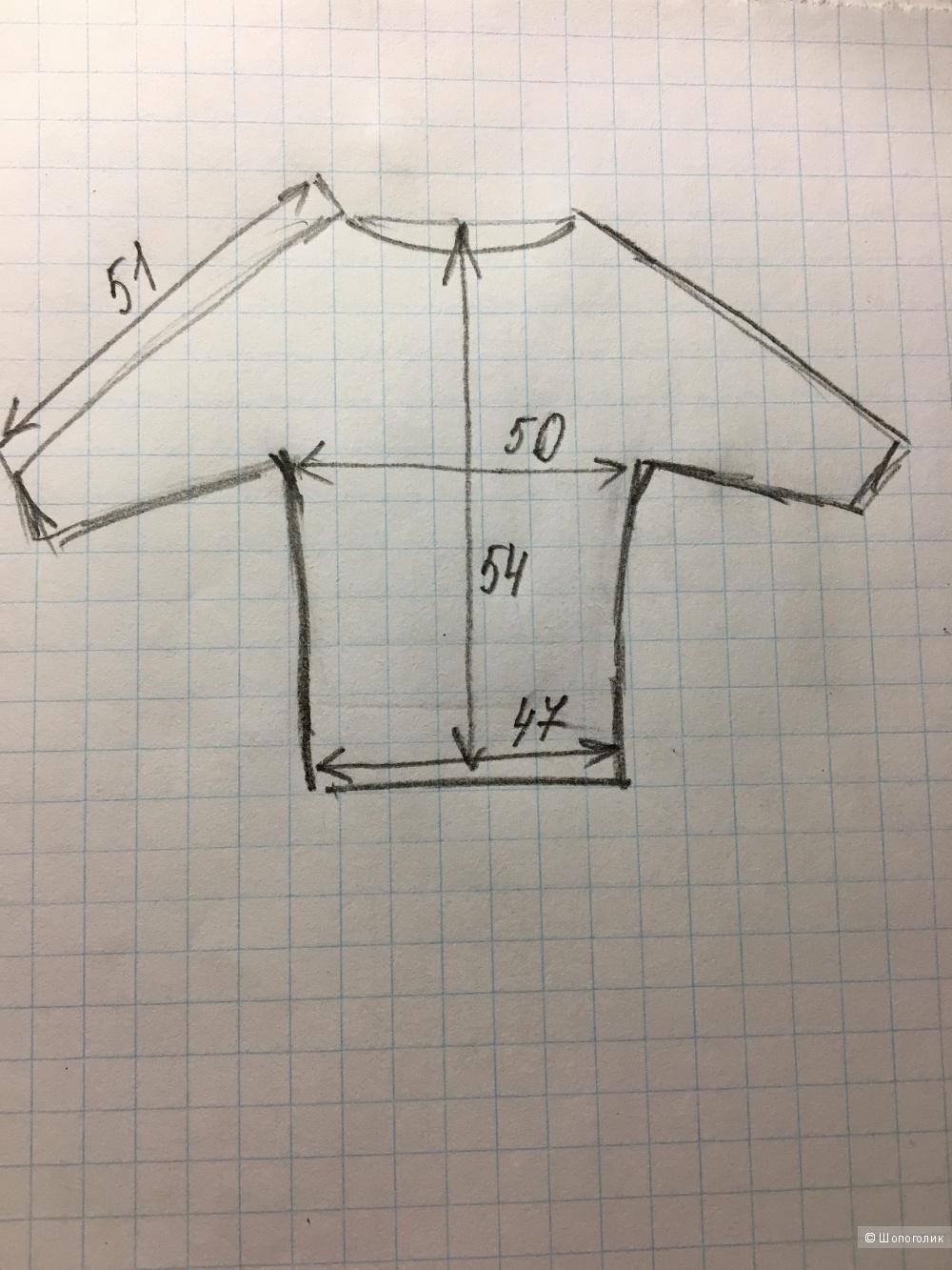 Блузка  Massimo Dutti, размер 44-46