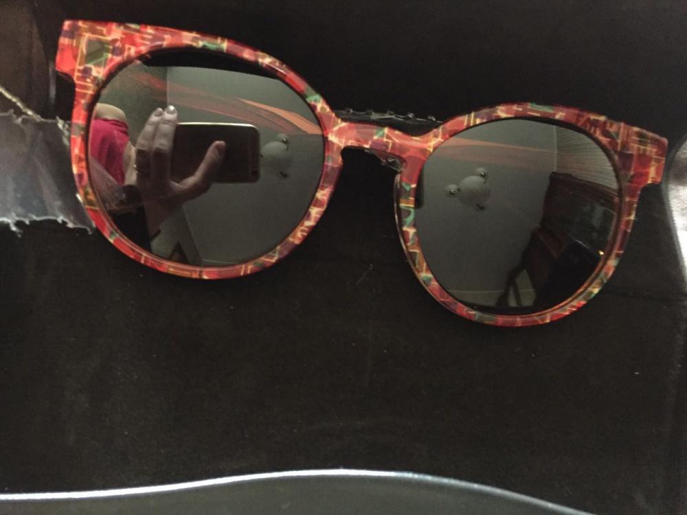 Новые очки Thierry Lasry Painty