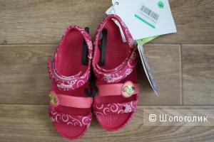 Crocs для девочки, размер 30\31
