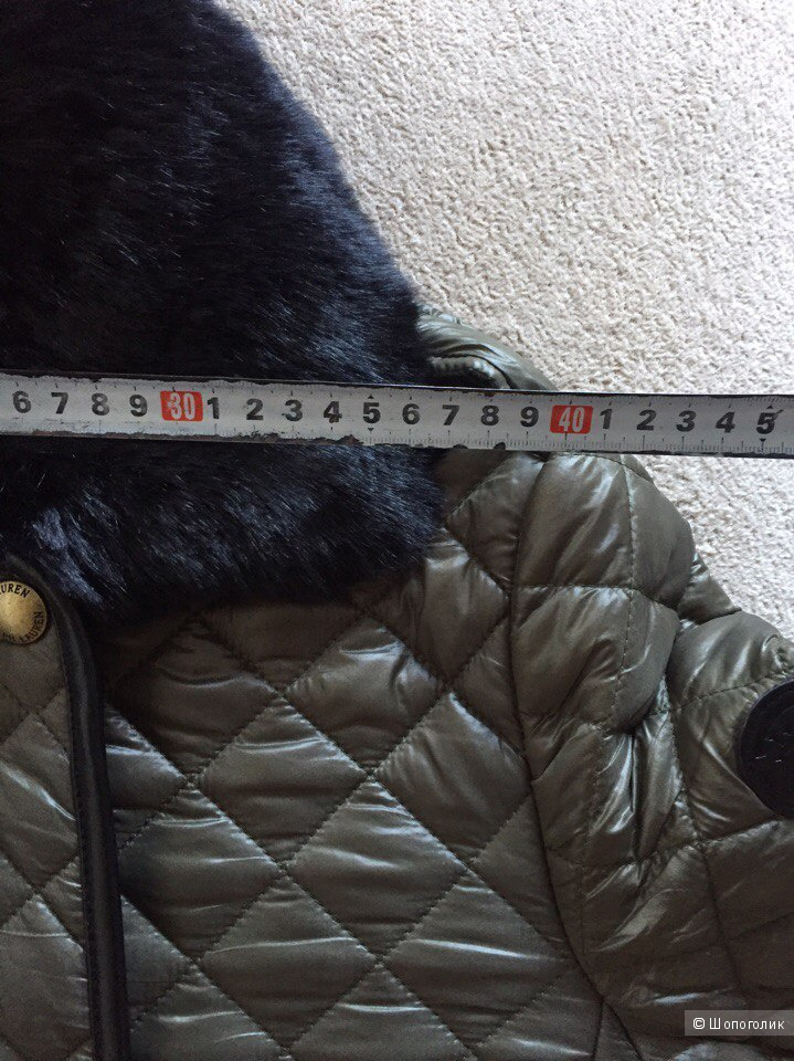 Легкий пуховик LAUREN Ralph Lauren,женский ,новый,оригинал,размер S-M