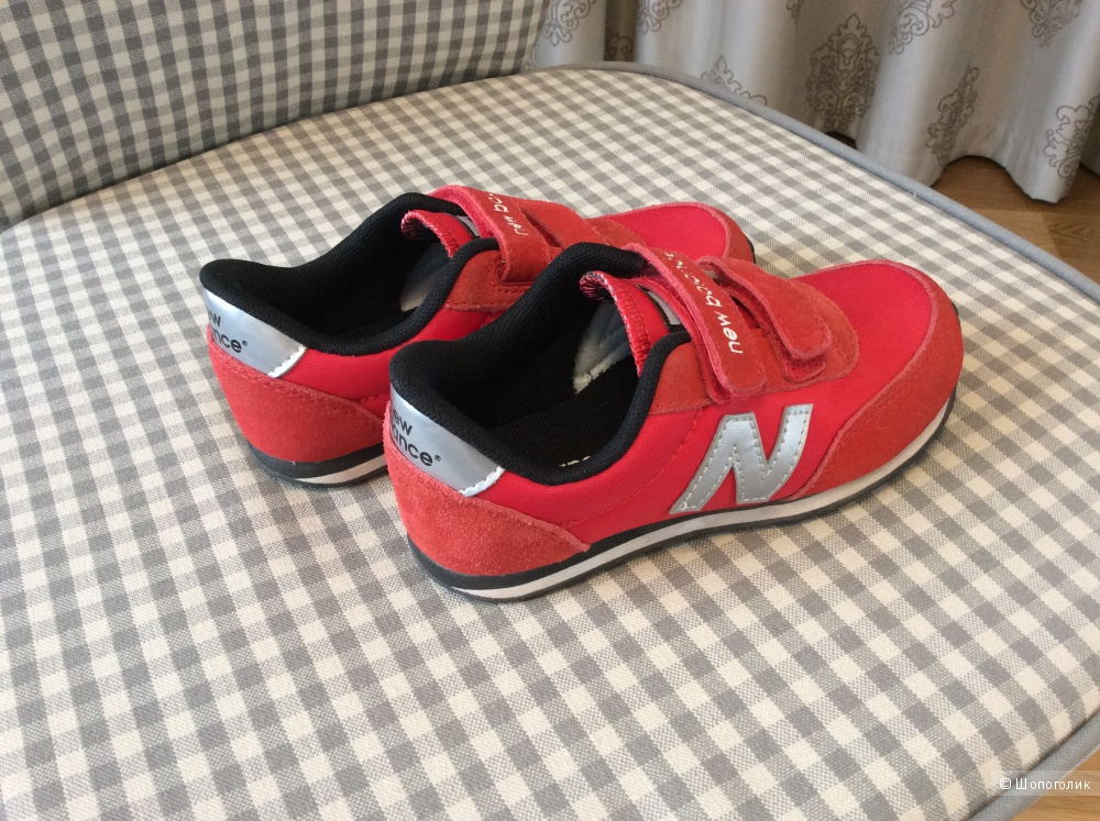 Детские кроссовки NewBalance р.30 (по стельке 18,5 см)