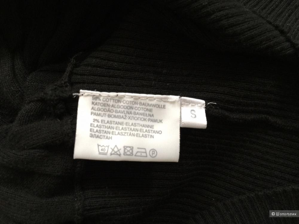 """Черная """"лапша"""" от марки CLOCKHOUSE размер S"""