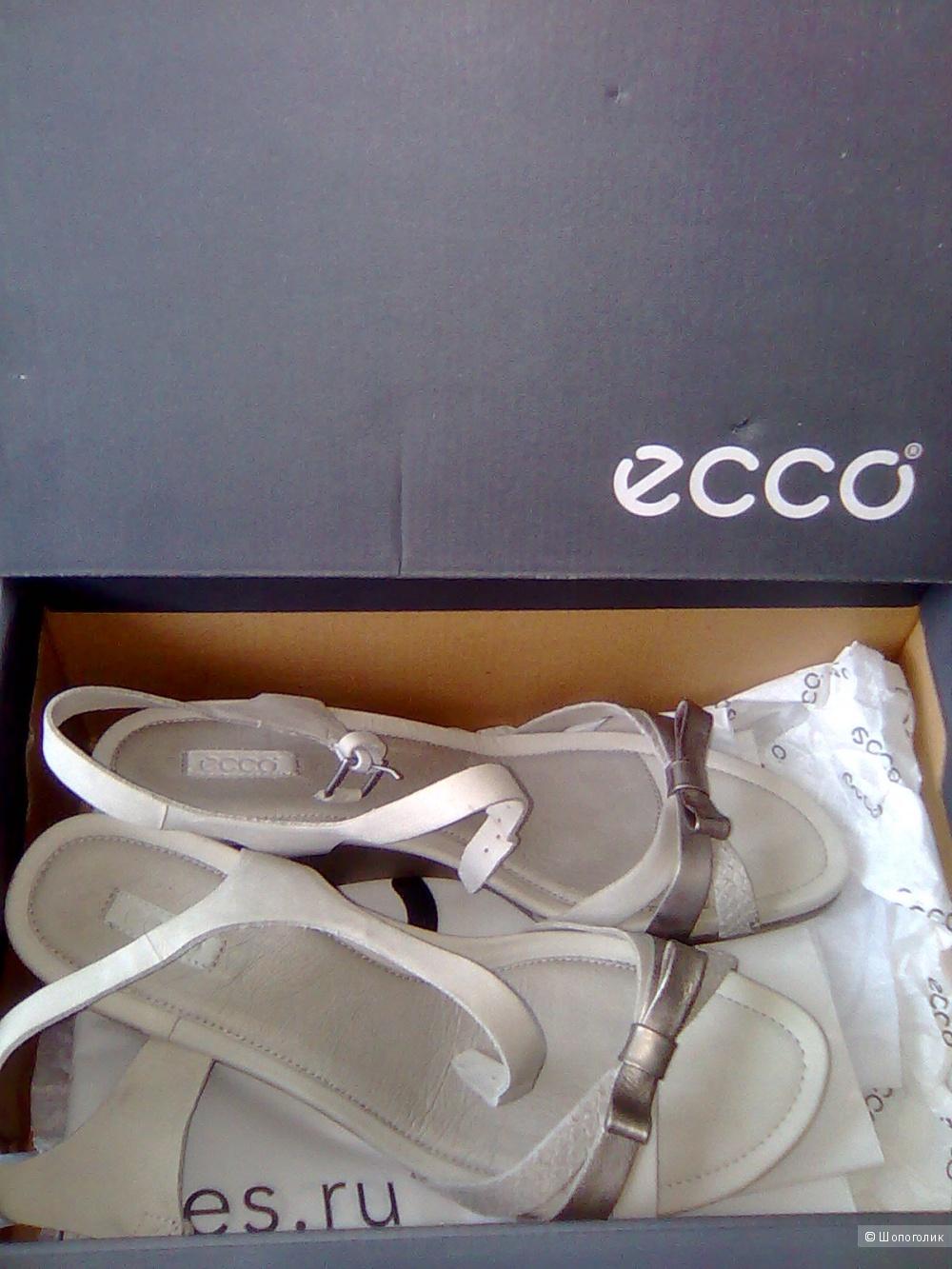 Новые босоножки ECCO, размер 39