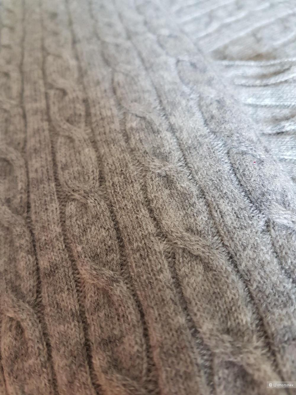 Свитер Woolovers из шерсти и кашемира, размер S (на 46-48)