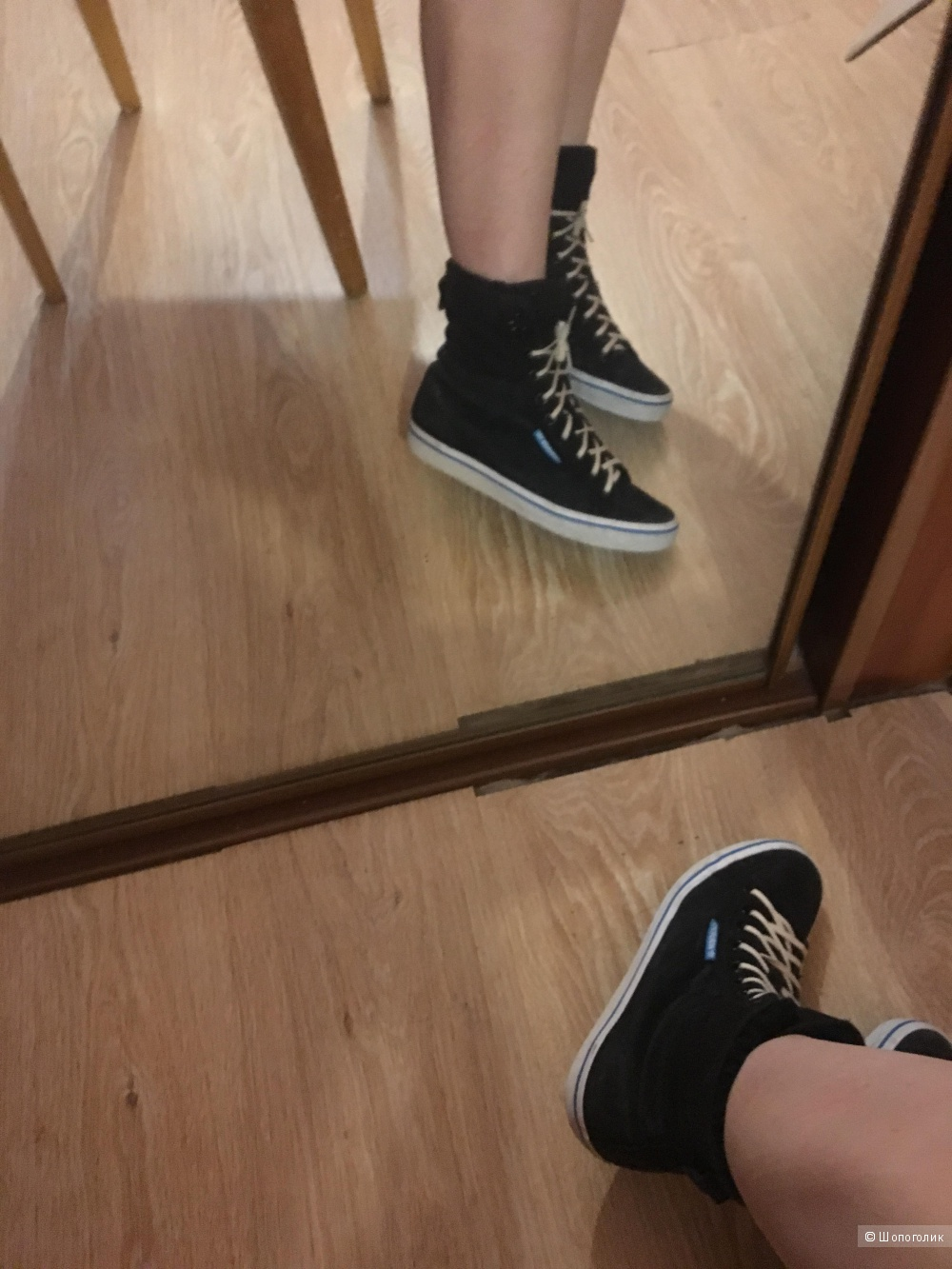 Кеды кроссовки adidas размер 37.5-38, пару раз в носке оригинал