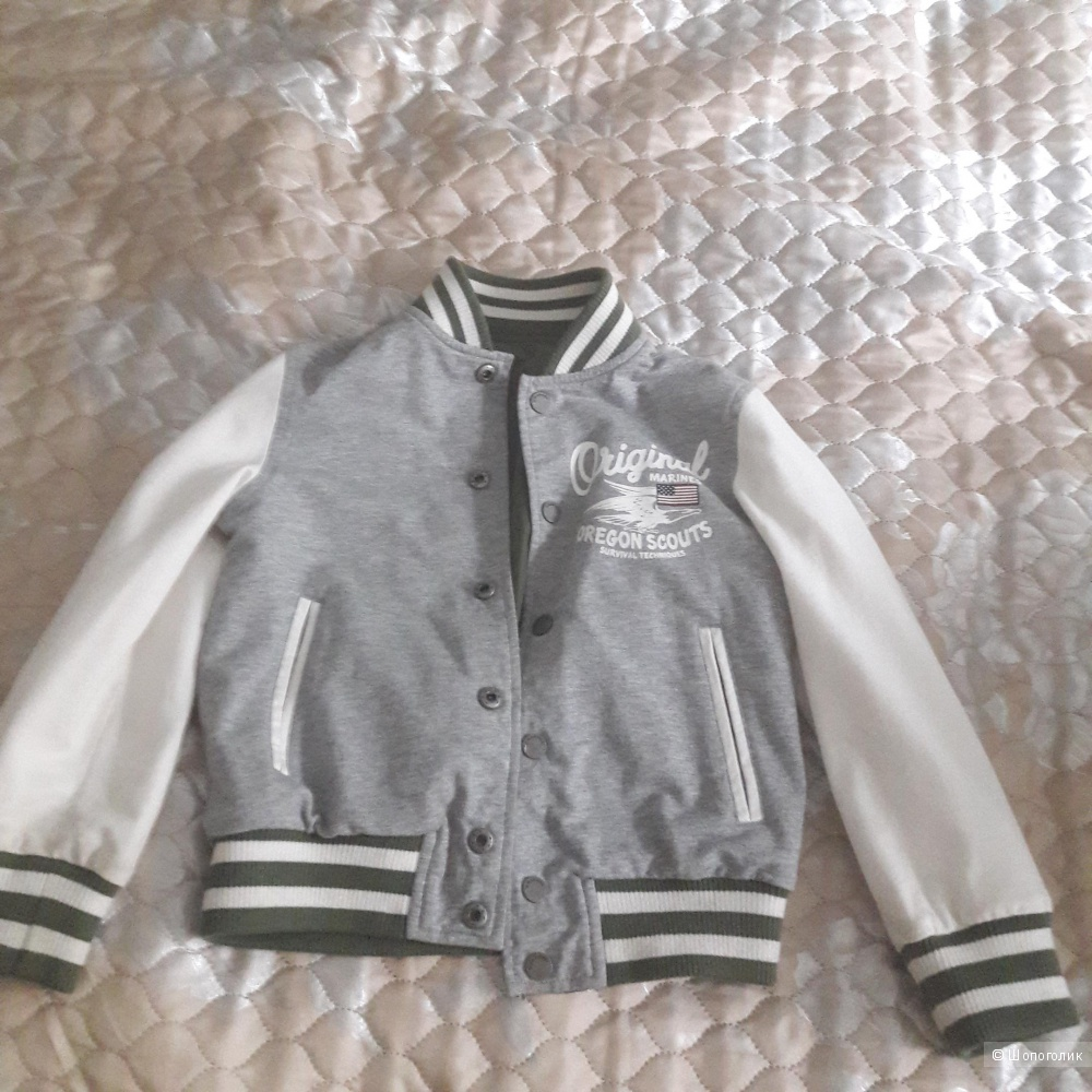 Двустороння куртка-ветровка Original marines размер 6