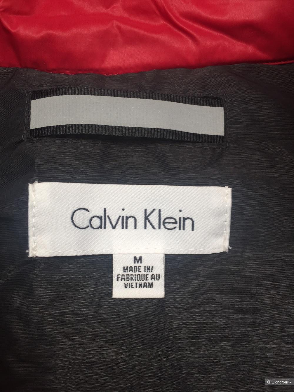 Calvin Klein M мужской жилет новый