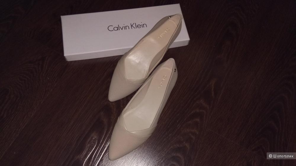 Балетки Calvin Klein оригинал 38-39 размер