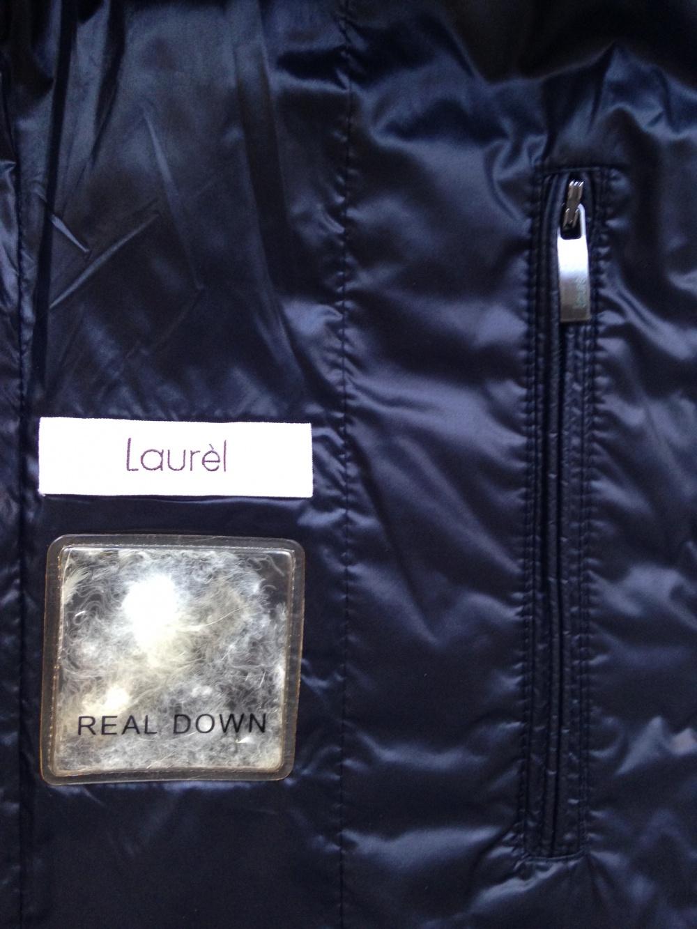 """Пуховик """" LAUREL """", 44-46 размер, Германия."""