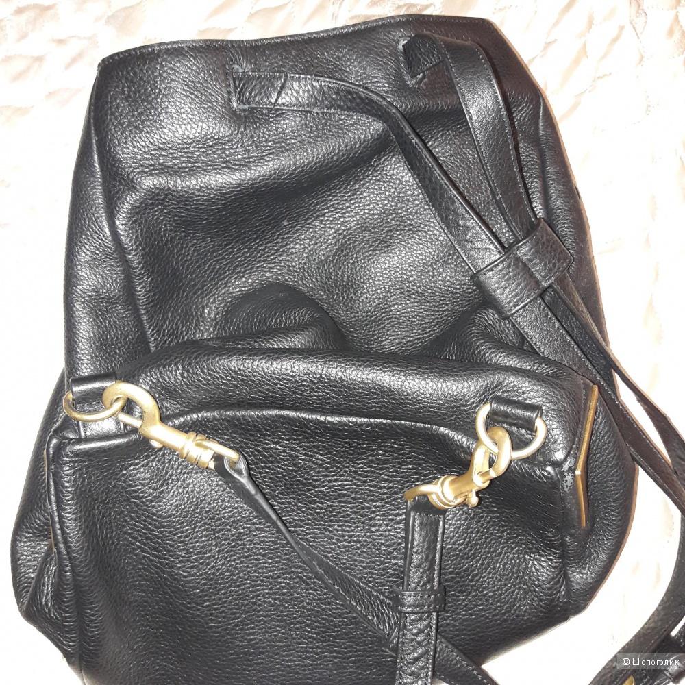 Кожаный рюкзак Bagley Mischka