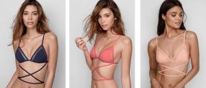 Бралетты Victoria's Secret:. XS.