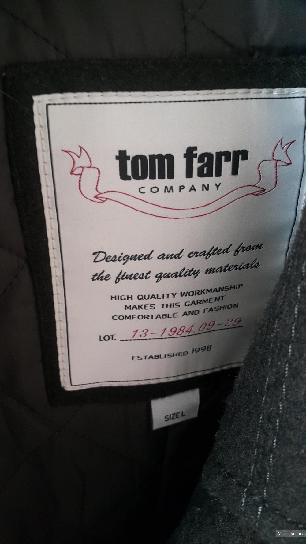 Бушлат мужской Tom Farr