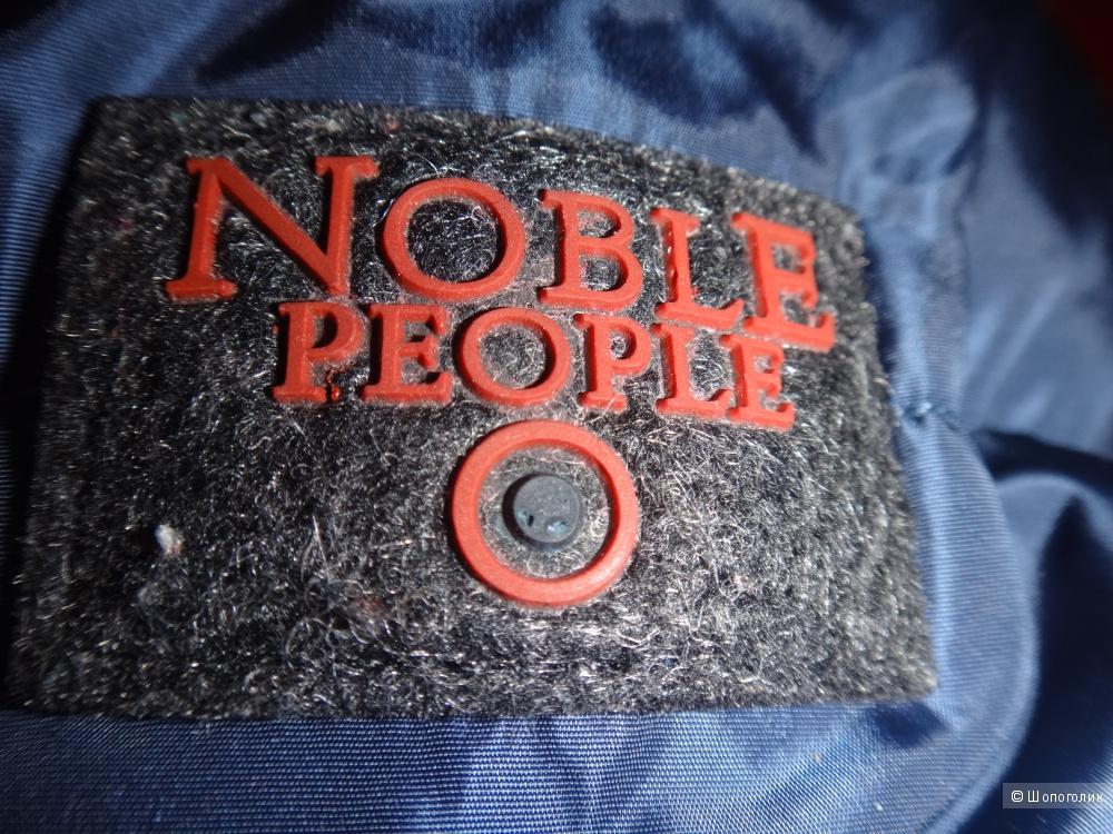 Пальто пуховик NOBLE PEOPLE  Италия 128 рост