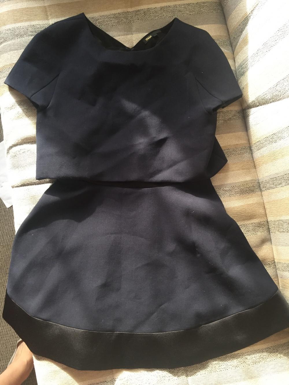 Платье maje 1 размер