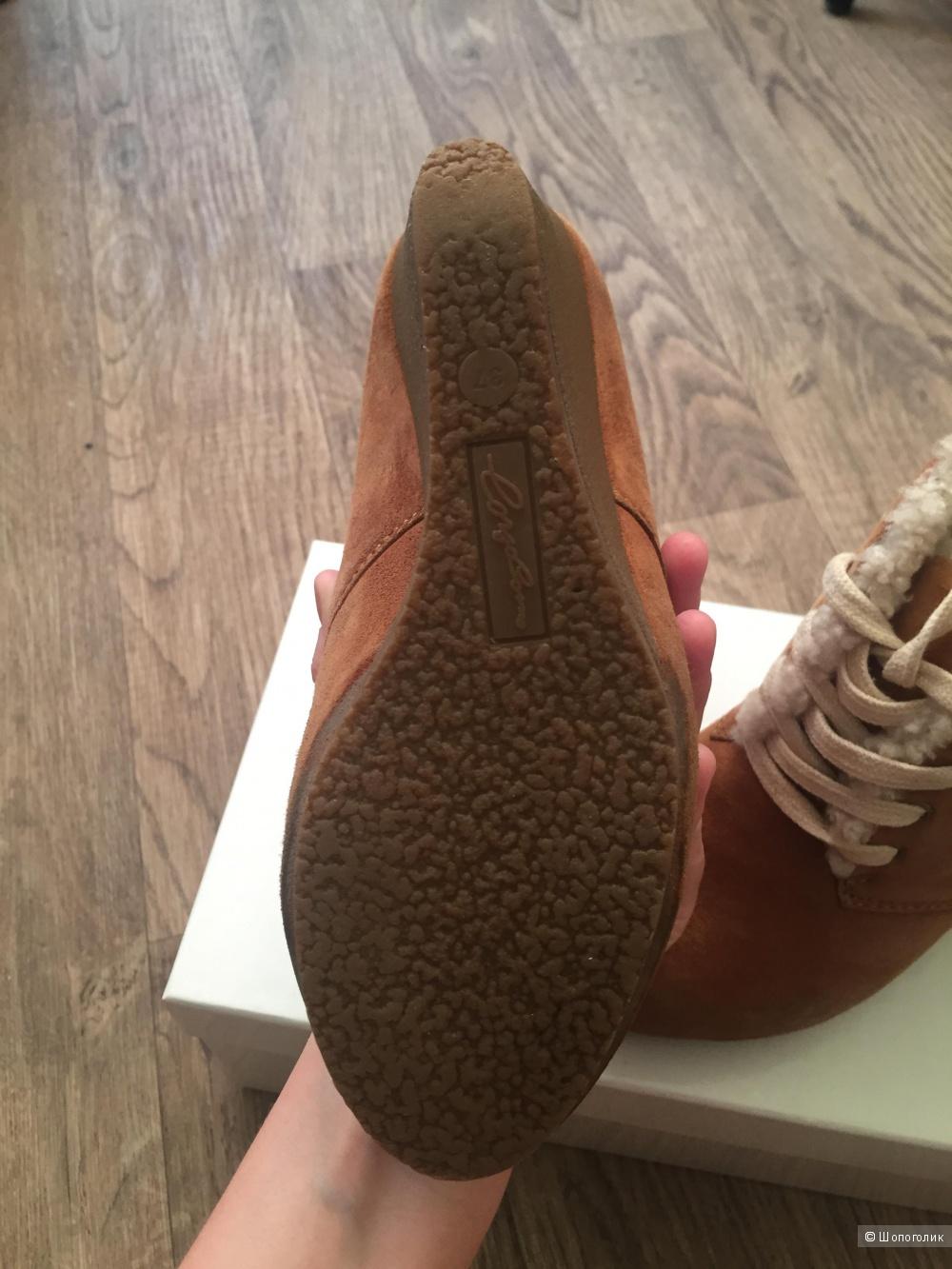 Зимние ботинки Corsocomo, 37 р-р