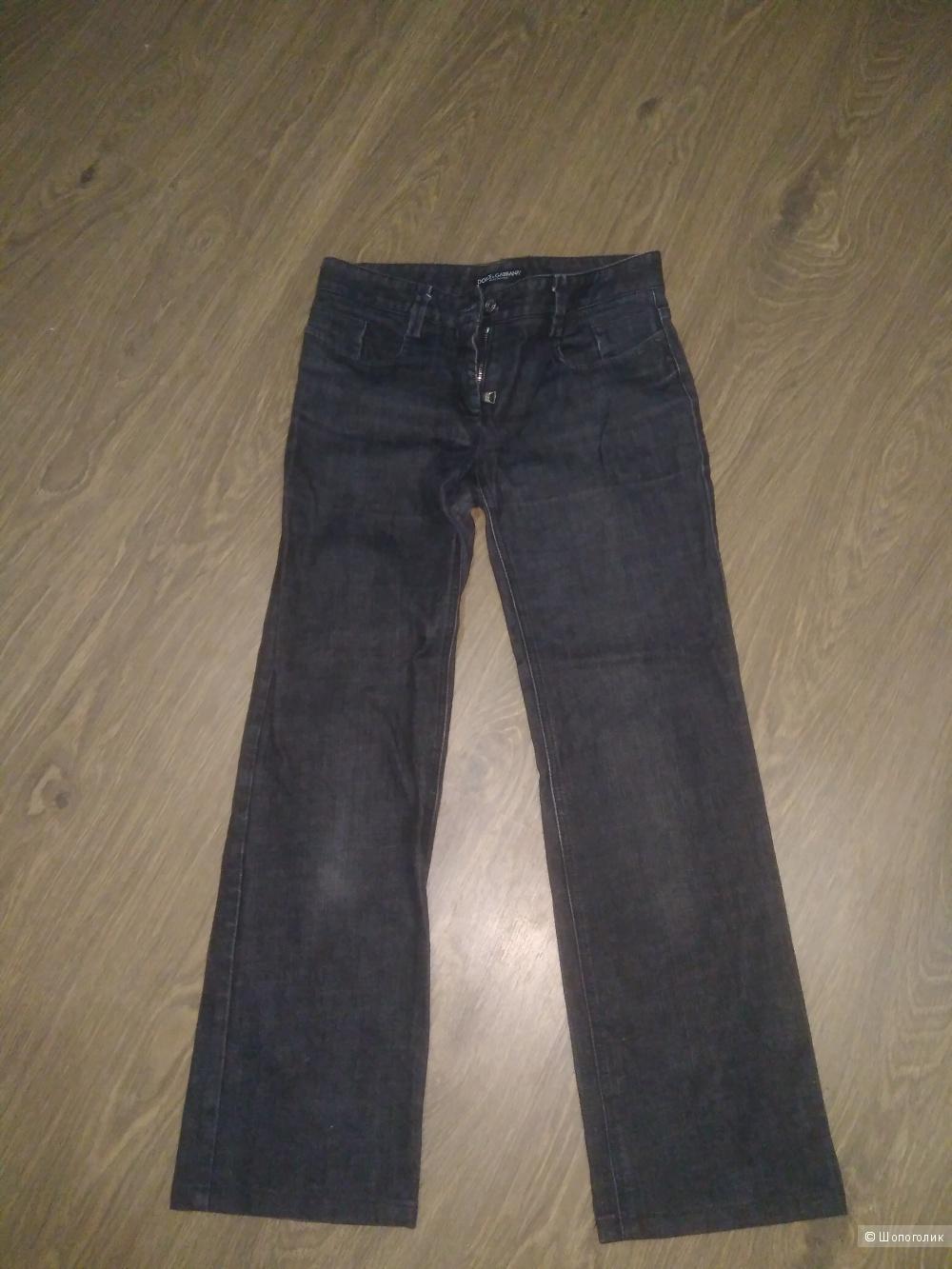 Классические джинсы Dolce& Gabbana р. 40-42