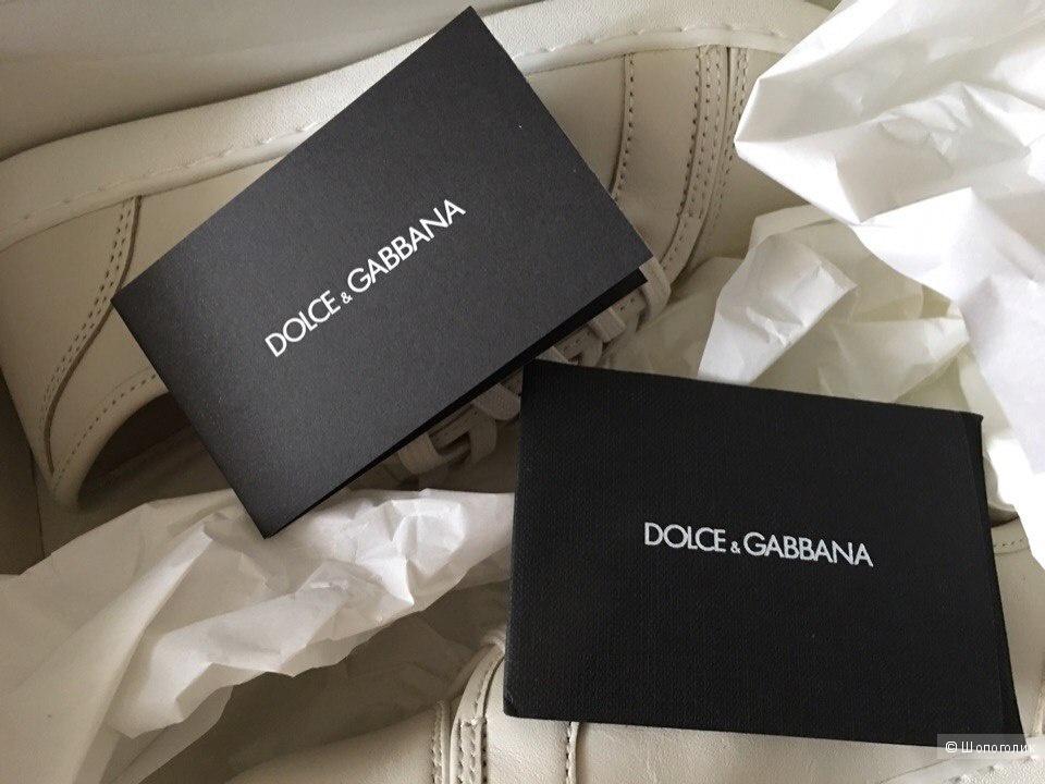 Кеды Dolce Gabbana 31 размер новые