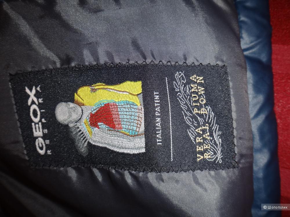Куртка пух GEOX  8 лет Италия