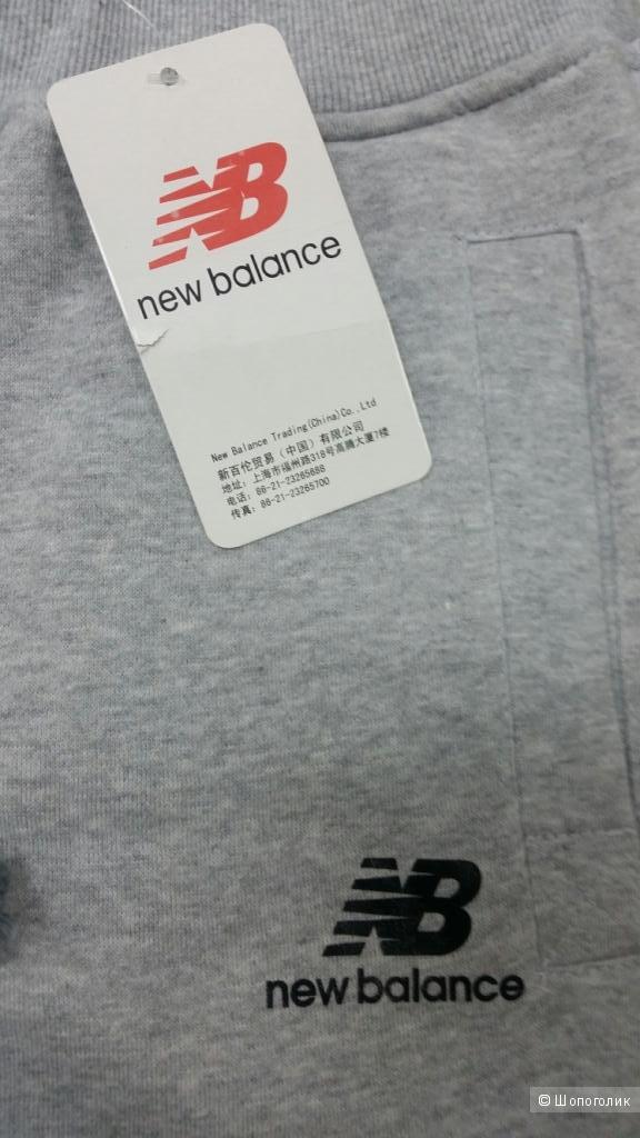New Balance  спортивные брюки  унисекс  на 48-50 русс