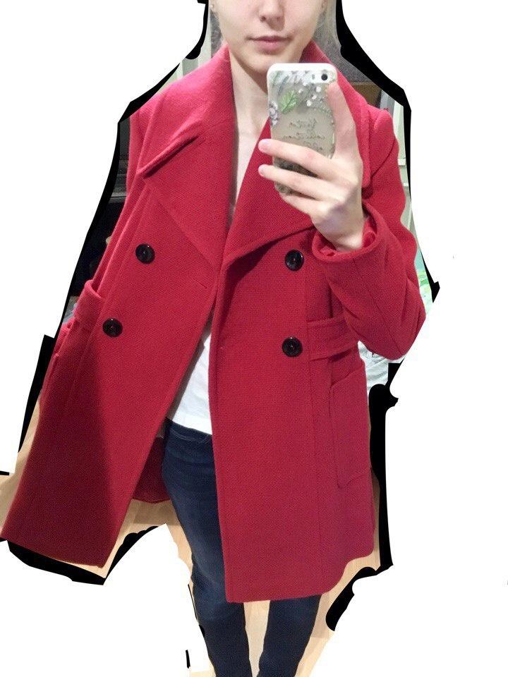 Пальто Moda di Chiara, 42 р-р