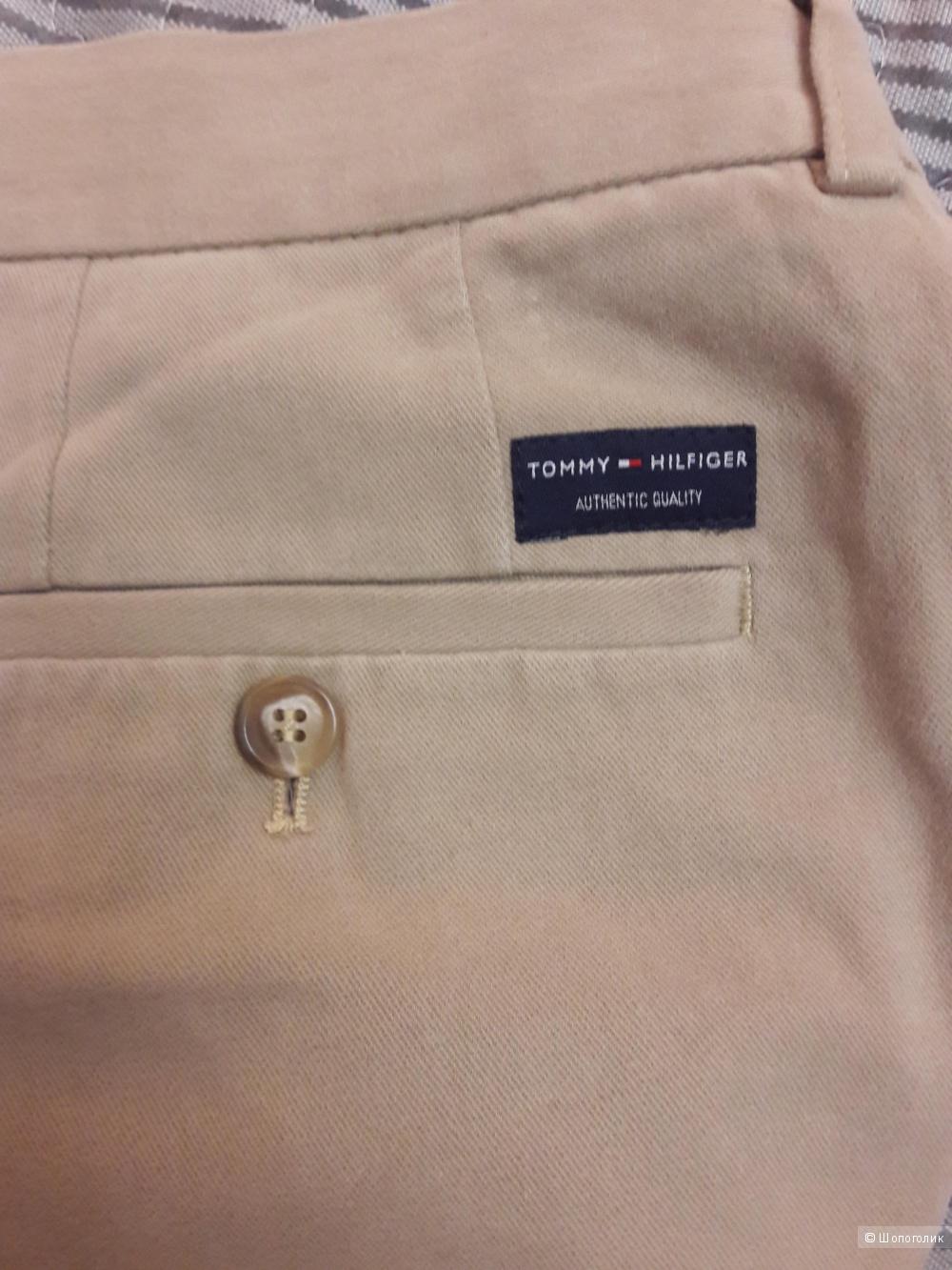 Tommy Hilfiger: мужские брюки-слаксы, оригинал, 54