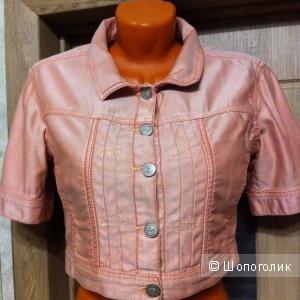 Джинсовая куртка 46 размера VASK