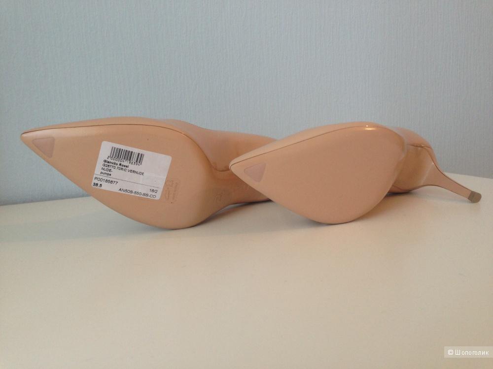 Туфли Gianvito Rossi, размер 38,5, оригинал, новые