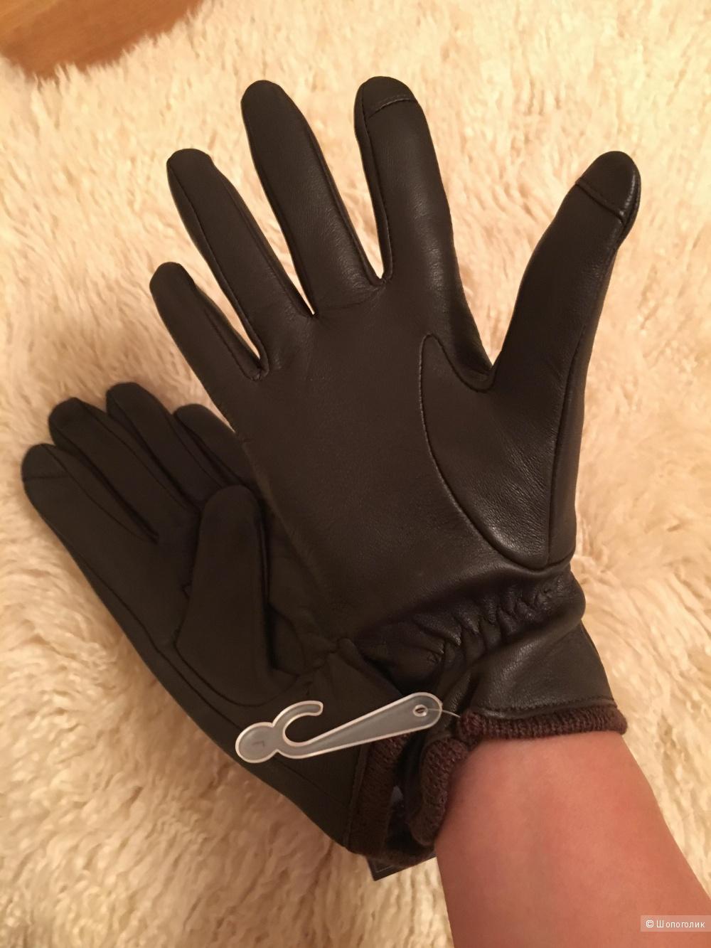 Новые перчатки 8р