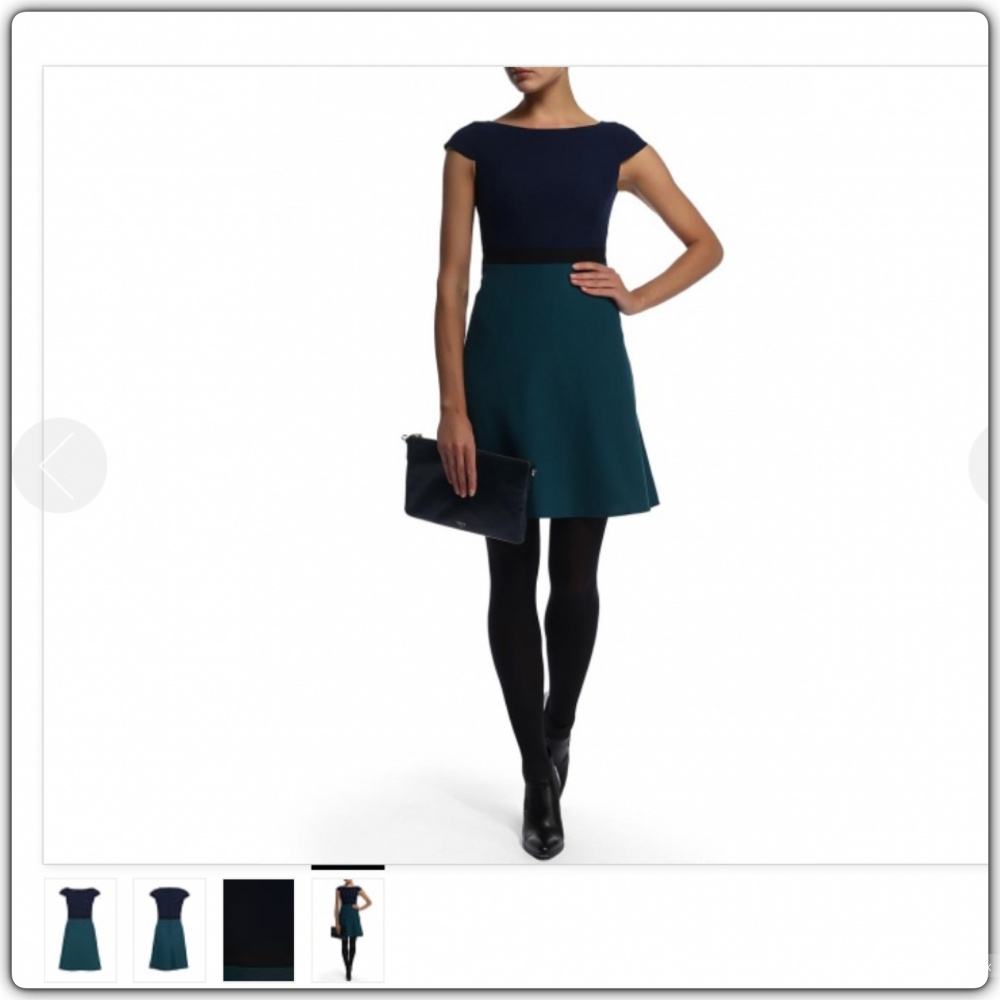 Платье, Ламода, 46 размер