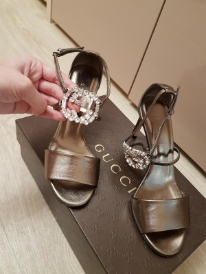 Босоножки Gucci, размер 36