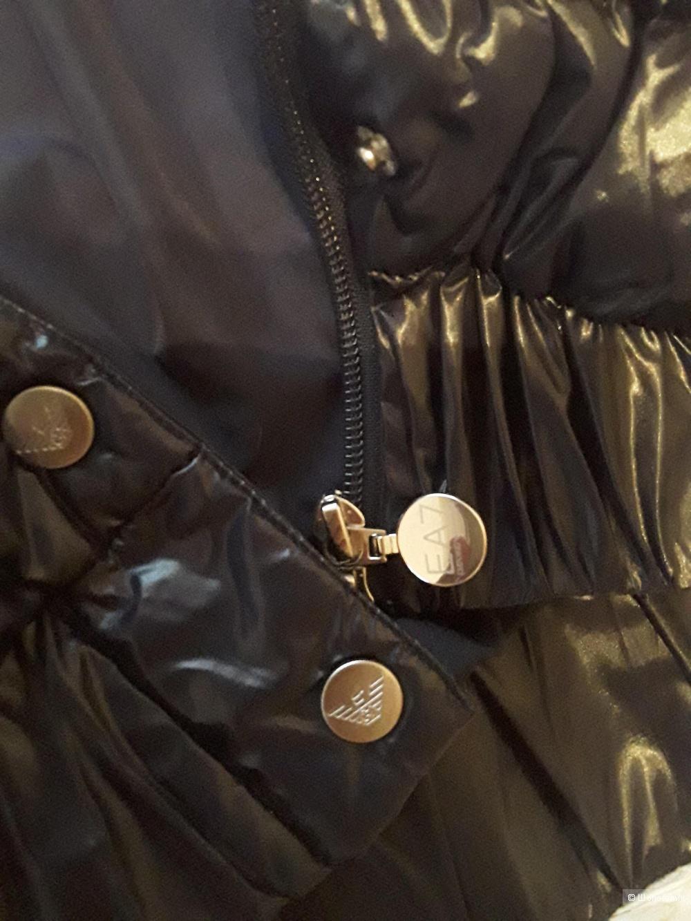Куртка-пуховик Emporio Armani