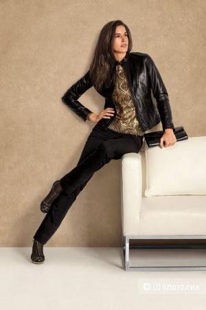 Ralph Lauren черные классические брюки/джинсы р.48 Новые.Оригинал