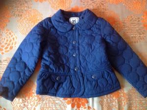 Куртка деми Gymboree р.4-5 , новая