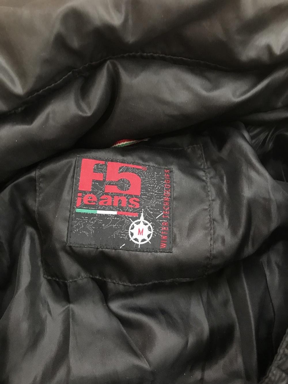 Пуховик фирмы F5 размер М